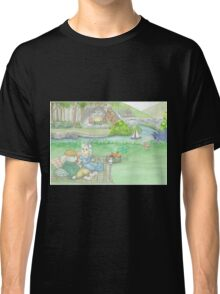 BUNNY PICNIC Classic T-Shirt