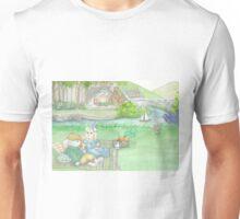 BUNNY PICNIC Unisex T-Shirt