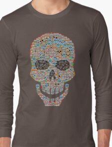 Crâne Long Sleeve T-Shirt