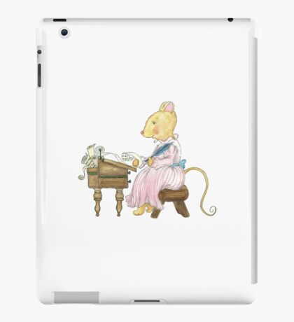LETTER MOUSE iPad Case/Skin