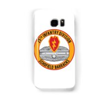 25th Infantry CAB Samsung Galaxy Case/Skin