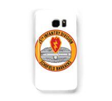 25th Infantry CAB Samsung Galaxy Case/Skin