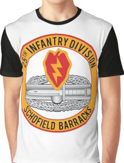 25th Infantry CAB Graphic T-Shirt