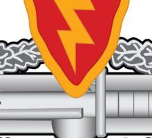 25th Infantry CAB Sticker