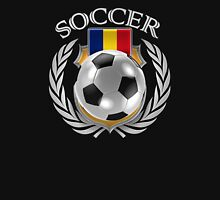 Romania Soccer 2016 Fan Gear Unisex T-Shirt
