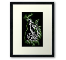 Roots to LIfe Framed Print