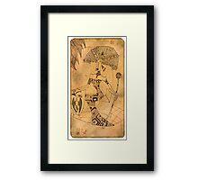 The Empress - Major Arcana Framed Print