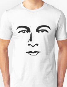 Silent Stars - Rudolph Valentino Unisex T-Shirt