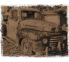 """""""Old Photographs and Memories""""... prints and products Photographic Print"""