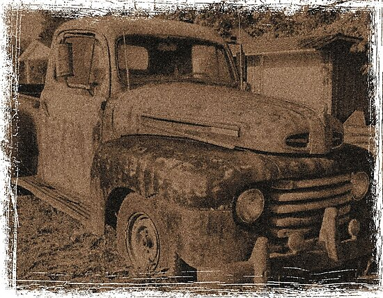 """Old Photographs and Memories""... prints and products by © Bob Hall"