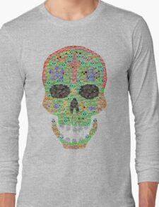 Crâne 2 Long Sleeve T-Shirt