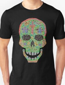 Crâne 2 T-Shirt
