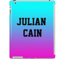 Julian Cain iPad Case/Skin