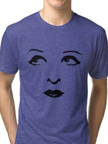 Silent Stars - Clara Bow Tri-blend T-Shirt
