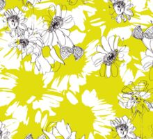 Spring Floral Sticker
