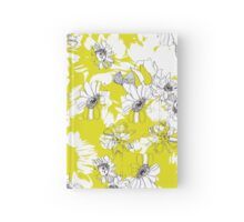 Spring Floral Hardcover Journal