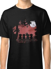 Dragon Ball - Gokū & Monkeys Classic T-Shirt