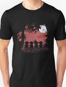 Dragon Ball - Gokū & Monkeys Unisex T-Shirt