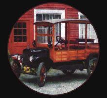 Model T Station Wagon One Piece - Short Sleeve