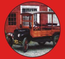 Model T Station Wagon One Piece - Long Sleeve