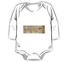 201 Map of Walkers Mtn land One Piece - Long Sleeve