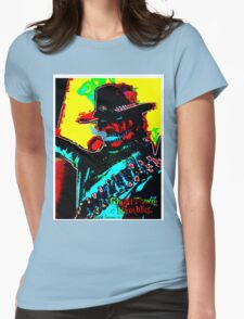 Rambler Tequila Bandit  Womens Fitted T-Shirt