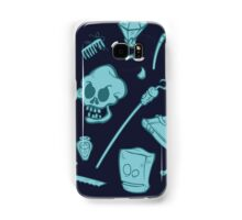 The Curse of Monkey Island Inventory (blue) Samsung Galaxy Case/Skin
