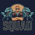 Raptor Squad by AJ Paglia