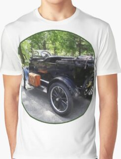 Model T With Luggage Rack Graphic T-Shirt