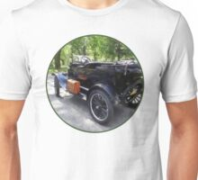 Model T With Luggage Rack Unisex T-Shirt