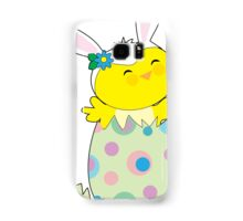 Easter Bunny Chick Samsung Galaxy Case/Skin