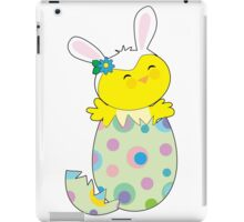 Easter Bunny Chick iPad Case/Skin