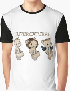 SuperCatural Graphic T-Shirt