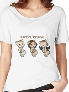 SuperCatural Women's Relaxed Fit T-Shirt