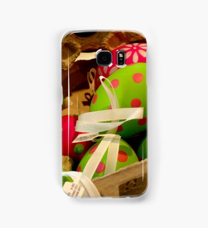 Easter Eggs  ^ Samsung Galaxy Case/Skin