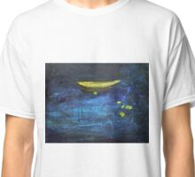 Prelude to a Boat on Blue Water Classic T-Shirt