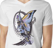 Talifly Mens V-Neck T-Shirt