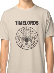 Time Lords 1 Classic T-Shirt