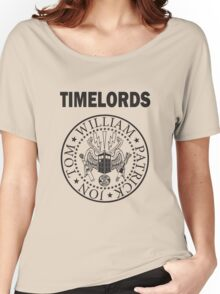 Time Lords 1 Women's Relaxed Fit T-Shirt