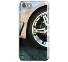 Shiny Wheels iPhone Case/Skin