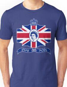 Queen Elizabeth 90th Birthday Unisex T-Shirt
