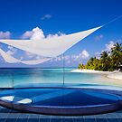 Luxury resort in the Maldives by Bruno Beach