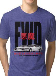 FWD Honda Demons Tri-blend T-Shirt