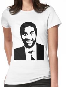 Tom Haverford - Parks and Recreation Womens Fitted T-Shirt