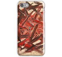 RAW 2 : red iPhone Case/Skin