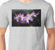 colorful flora Unisex T-Shirt