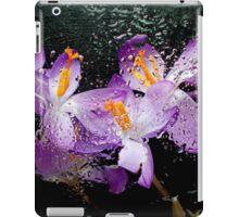colorful flora iPad Case/Skin