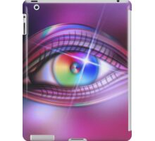 Retro eye iPad Case/Skin