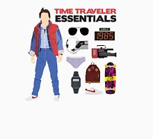 Back to the Future : Time Traveler Essentials 1985 Womens T-Shirt