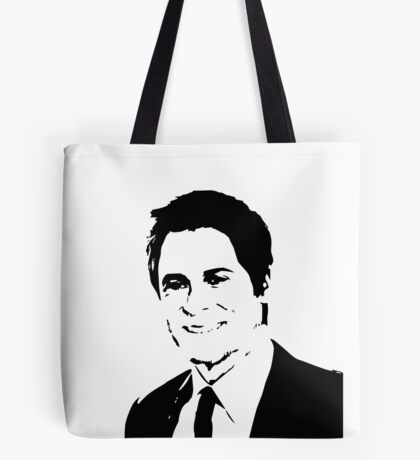 Chris Traeger - Parks and Recreation Tote Bag